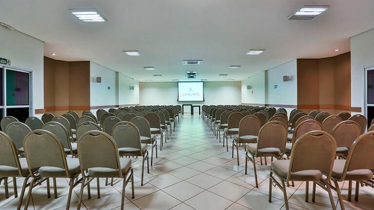 Espaço para eventos em Sinop no Ucayali Hotel