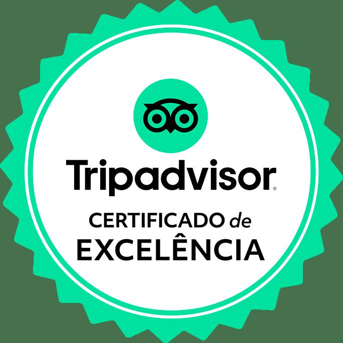 Ucayali Hotel - Certificado de Excelência